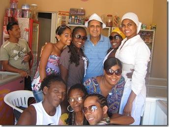 Ramiro e o grupo de dança 004