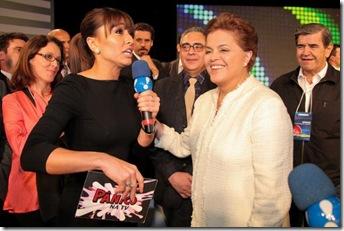 debate dilma rede tv