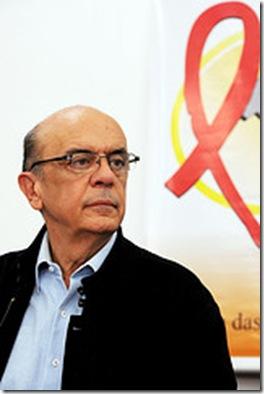 serra contra a aids