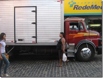 caminhão com carg solta 002