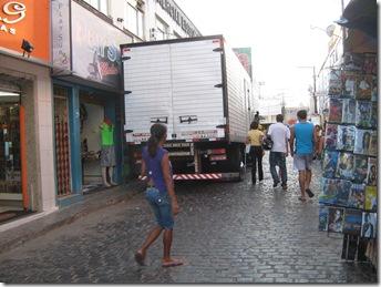 caminhão com carg solta 003