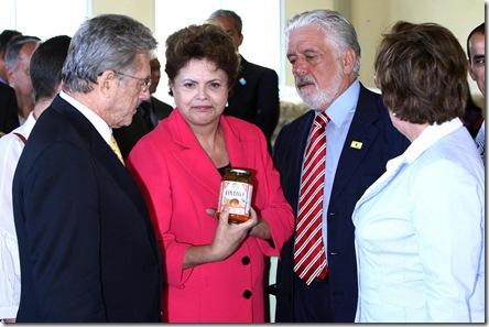 Governador Jaques Wagner participa de evento com Dilma em Arapiraca-Alagoas.  Foto: Manu Dias/SECOM