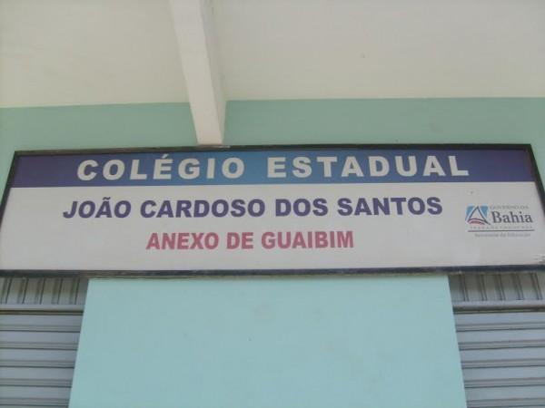 colégio do guaibim